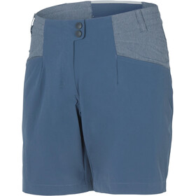 Ziener Nariam X-Function Shorts Women antique blue